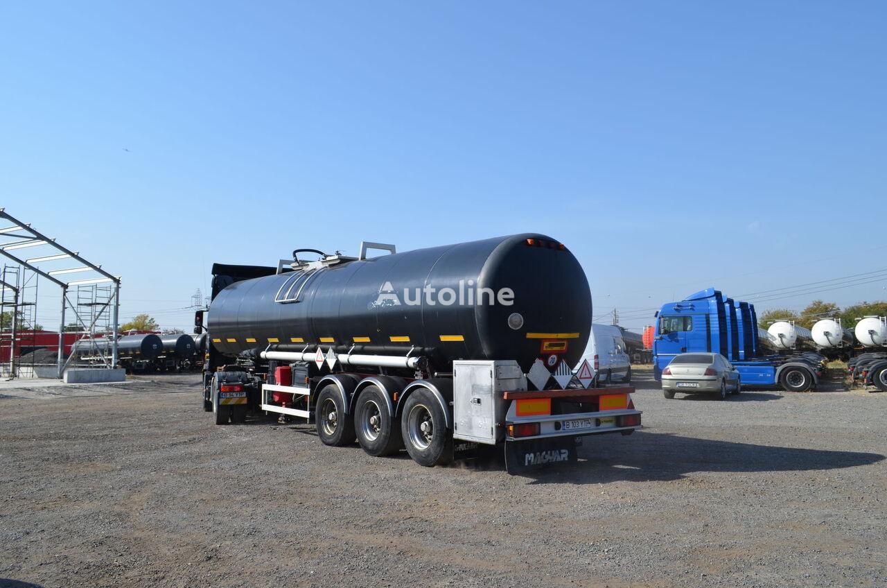 bitumo cisterna MAGYAR SR40BT - INOX