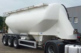 naujas cemento cisterna