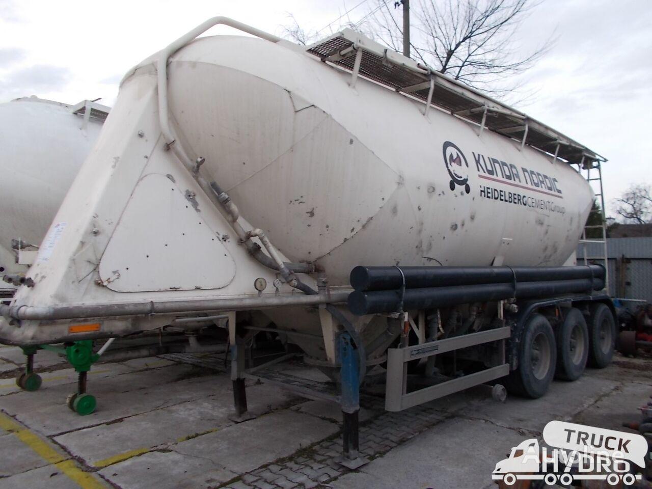 cemento cisterna KASSBOHRER SSL33/10-24