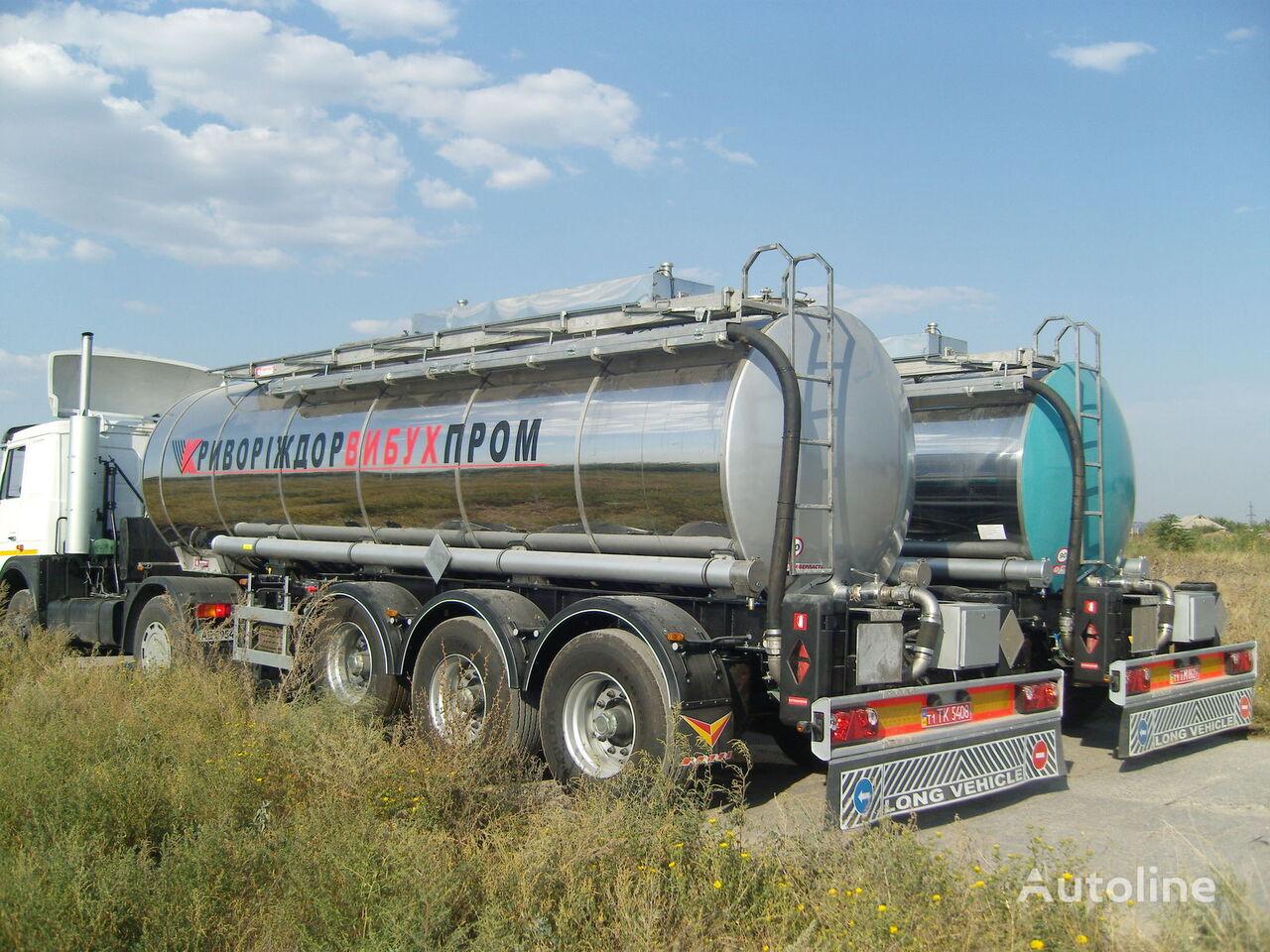 naujas cisterna chemijos produktams EVERLAST