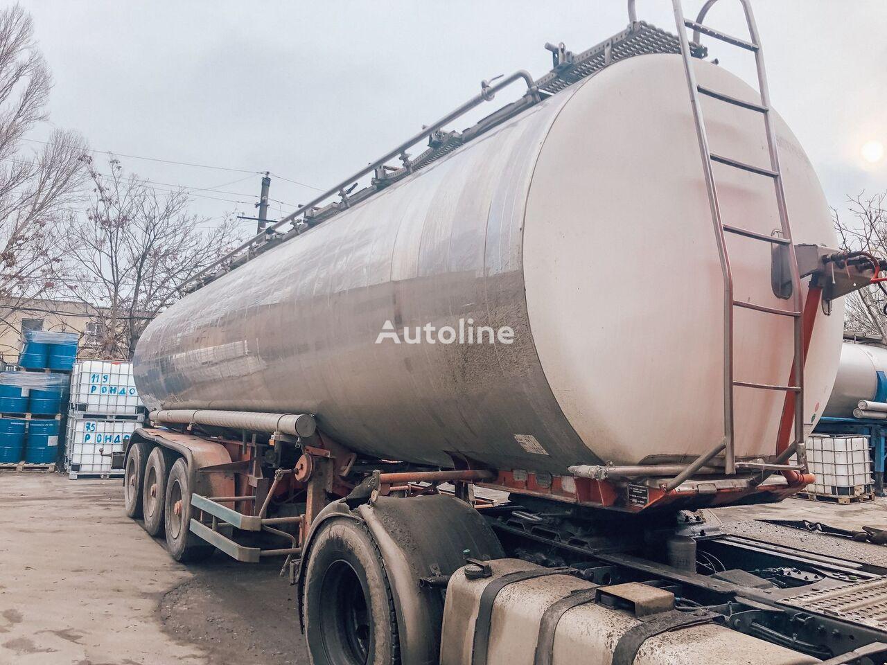 cisterna chemijos produktams MAISONNEUVE BSLT