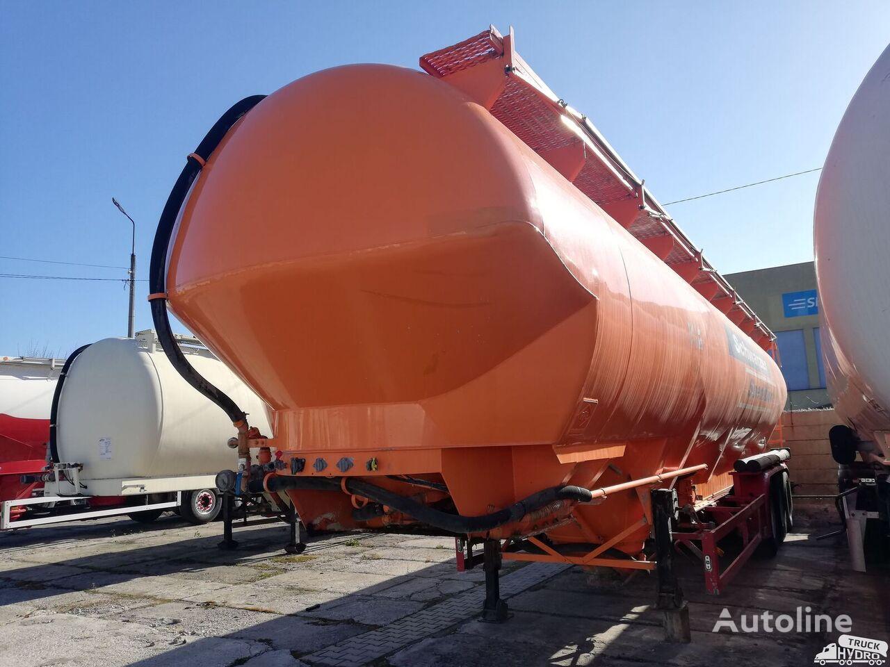cisterna silosui FELDBINDER EUT 68.3 - DO PASZY
