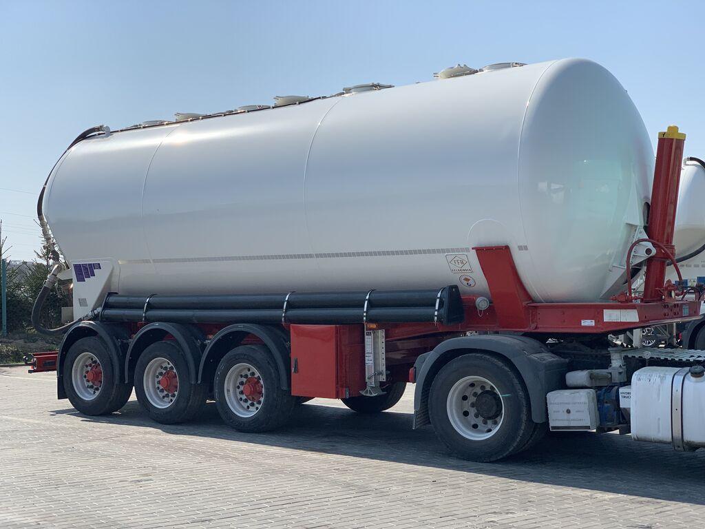 cisterna silosui FELDBINDER KIP 38.3