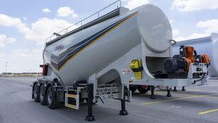 naujas cisterna silosui MAS TRAILER TANKER 32 m3 V Type Cement Tanker Trailer From Manufacturer