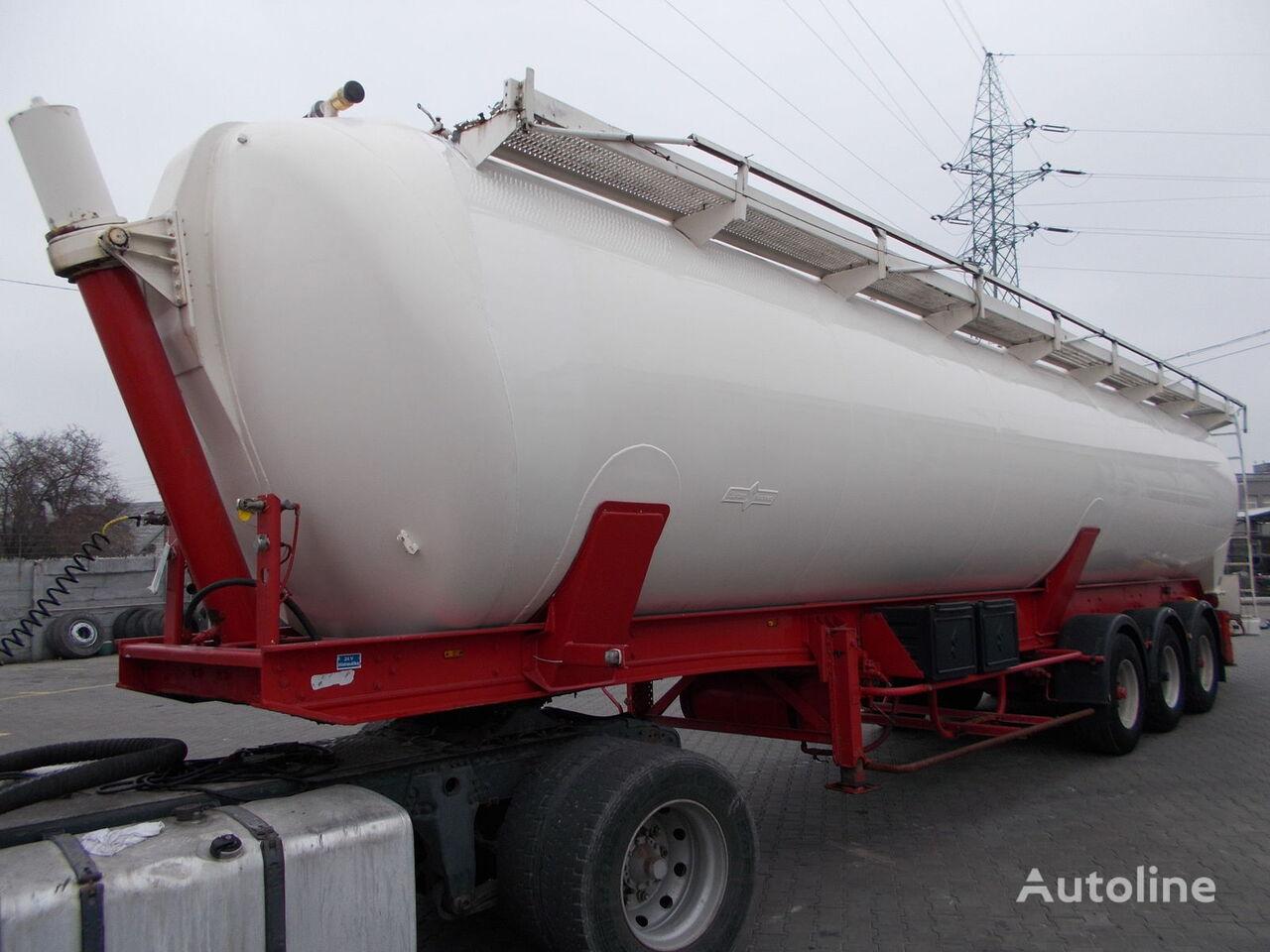 cisterna silosui SPITZER SK 2463 CAL -  Hydraulika siłowa HS24V