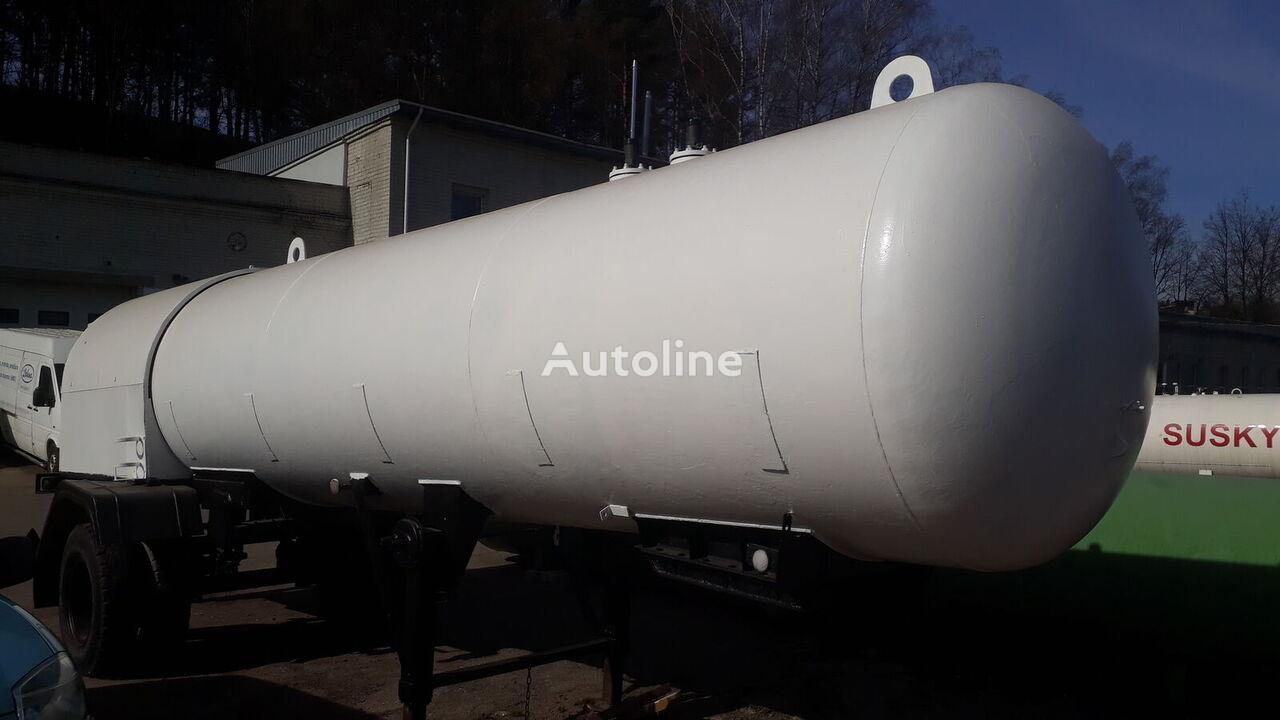 dujų cisterna ACERBI 12 m3