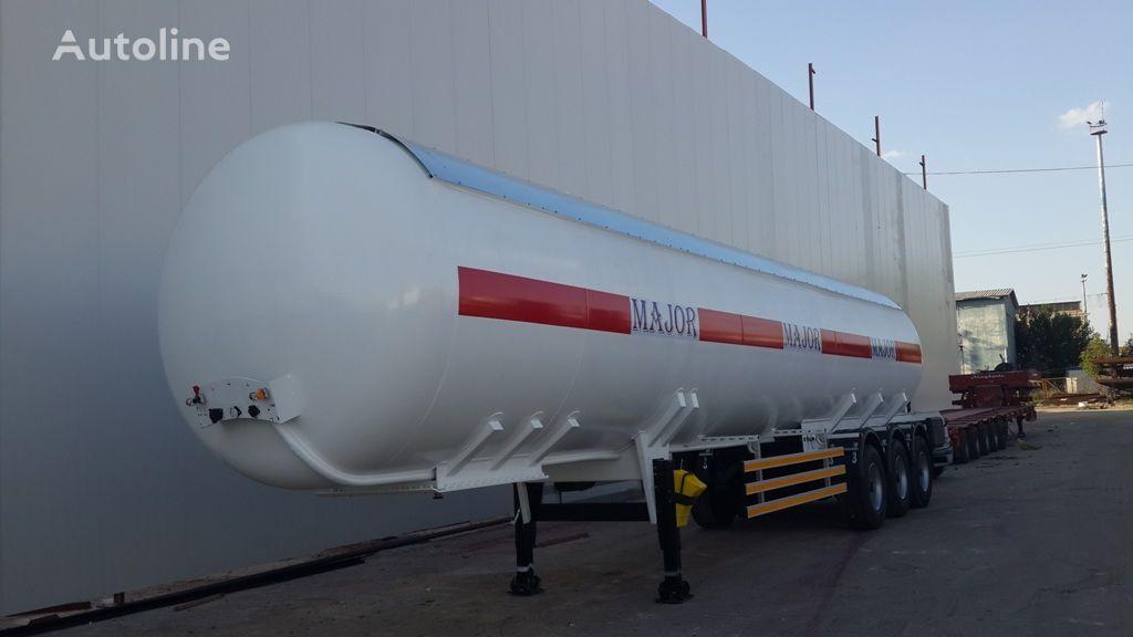 naujas dujų cisterna ALTINORDU PRODUCER SINCE 1972 ,3 AXLE, 50 M3 LPG TRANSPORT TANK