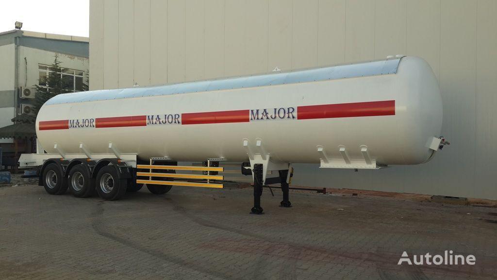 naujas dujų cisterna ALTINORDU PRODUCER SINCE 1972 ,3 axle 50 m3 LPG transport tanker