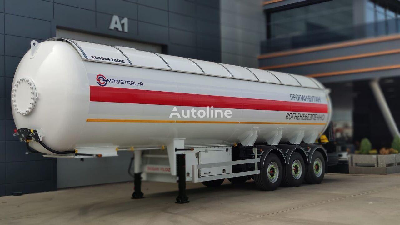 naujas dujų cisterna DOĞAN YILDIZ LPG