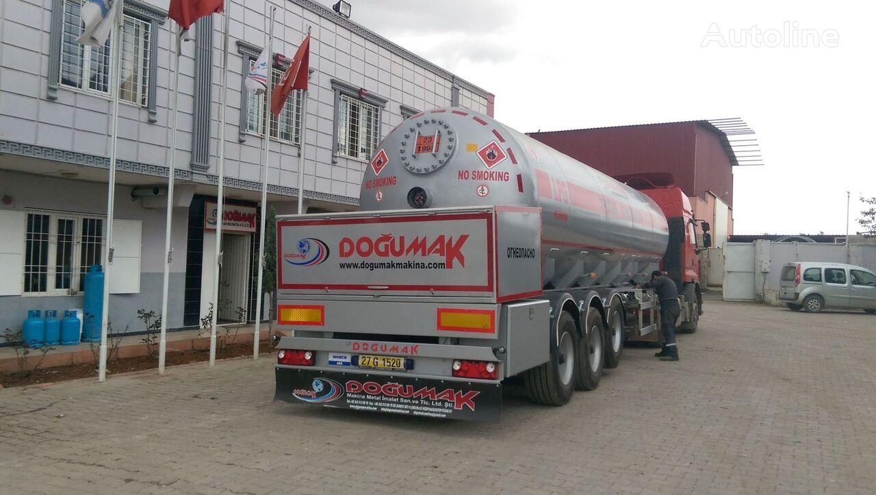 naujas dujų cisterna DOĞUMAK DM-LPG