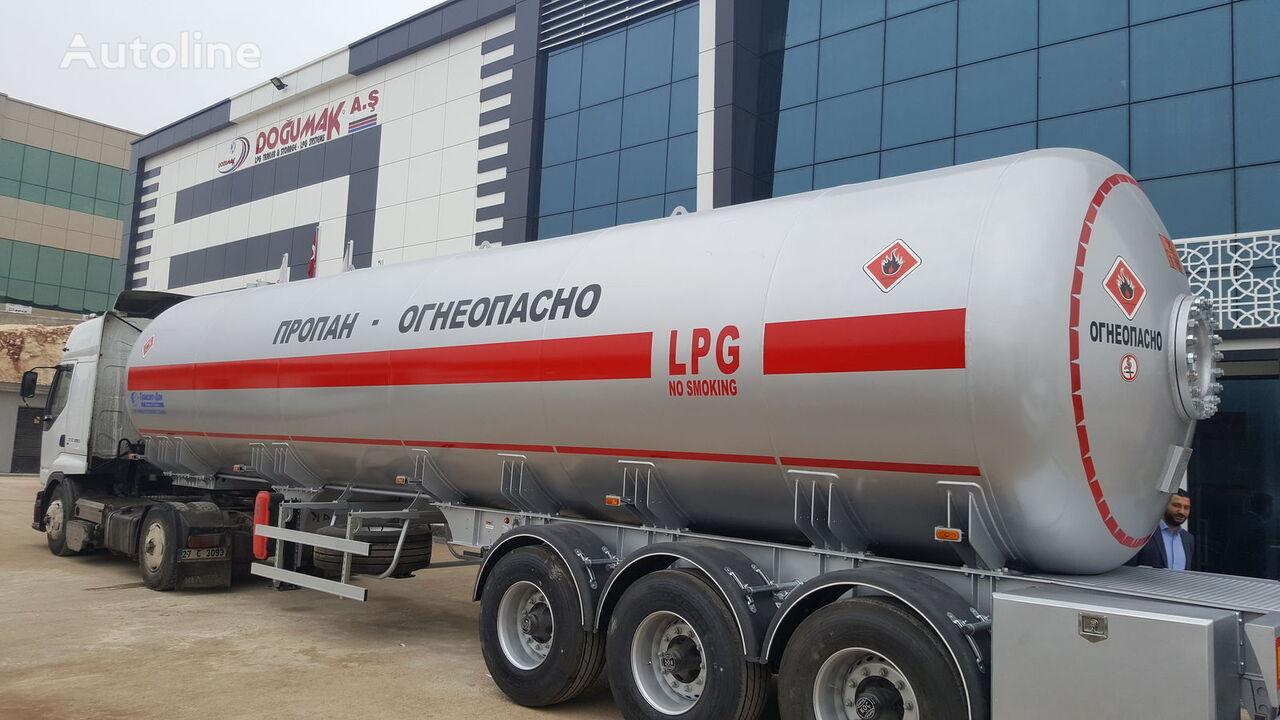 naujas dujų cisterna DOĞUMAK DM - LPG 55 GRY