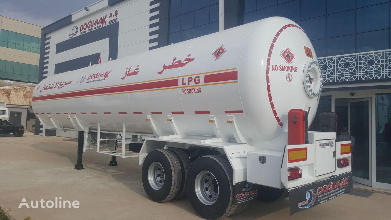 naujas dujų cisterna DOĞUMAK DM - LPG 57M3 YMN
