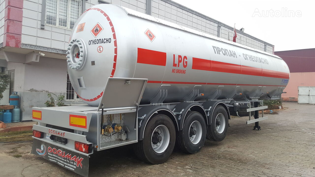 naujas dujų cisterna DOĞUMAK DM - LPG SUNLIGHT