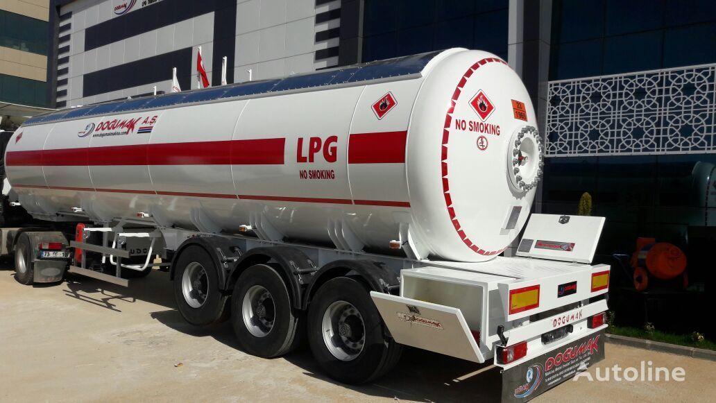 naujas dujų cisterna DOĞUMAK DM-LPG45M3