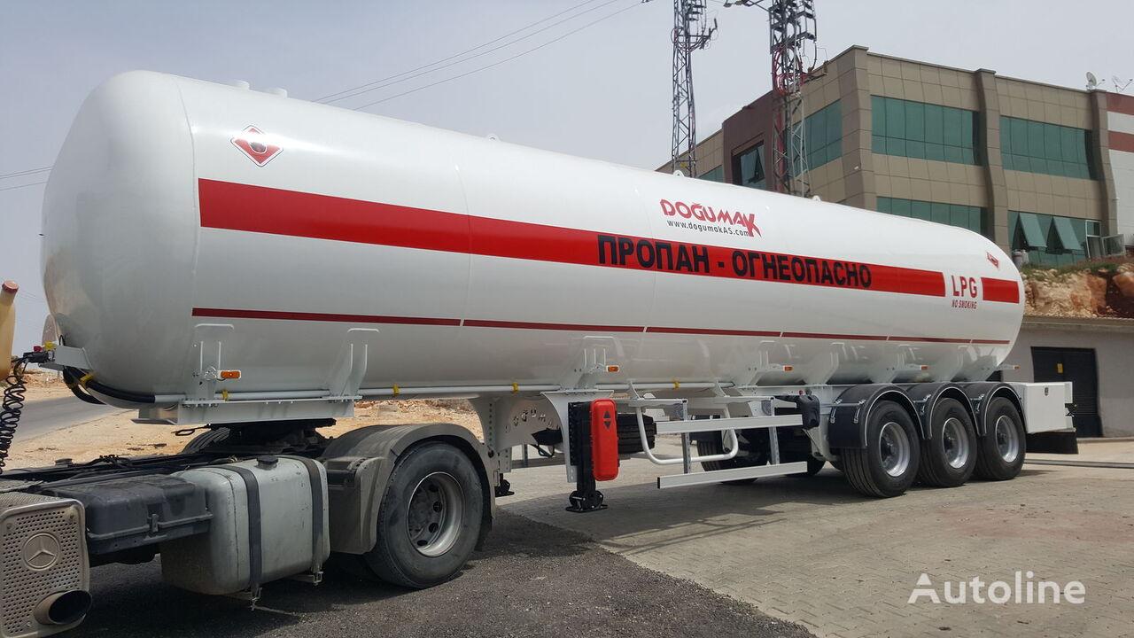 naujas dujų cisterna DOĞUMAK DOĞUMAK-LPG