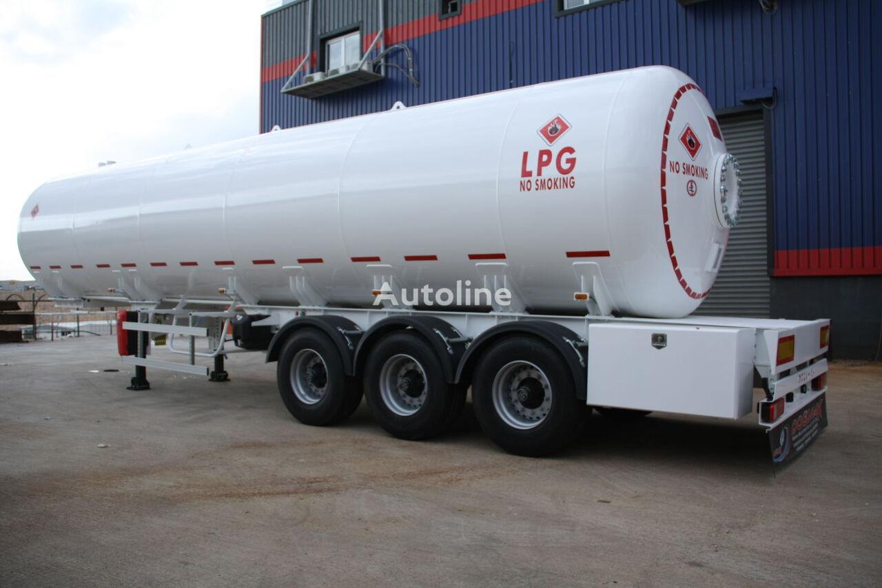 naujas dujų cisterna DOĞUMAK Exclusive Model