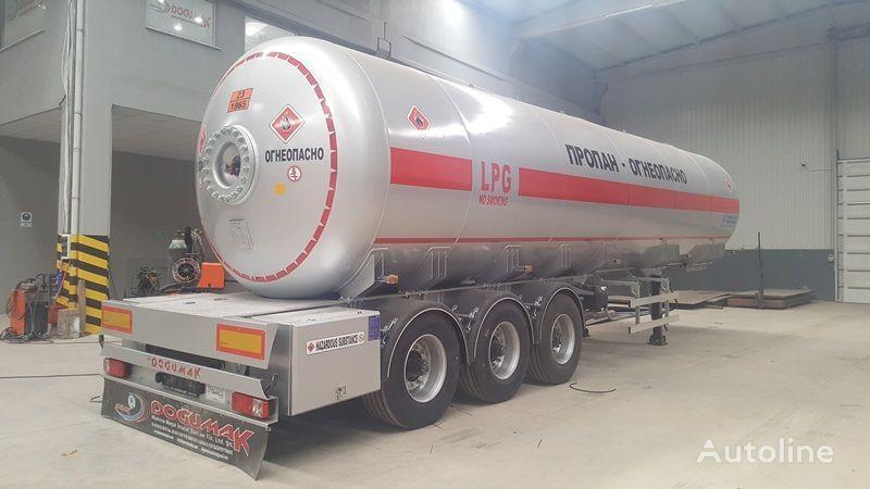 naujas dujų cisterna DOĞUMAK LPG TR