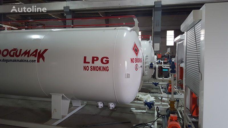naujas dujų cisterna DOĞUMAK Mini Lpg Cylinder Filling Station
