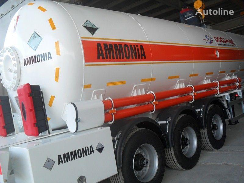 naujas dujų cisterna DOĞUMAK AMMIAKOVOZ 35M3