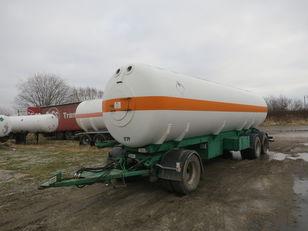 dujų cisterna LAG 33500 liter LPG