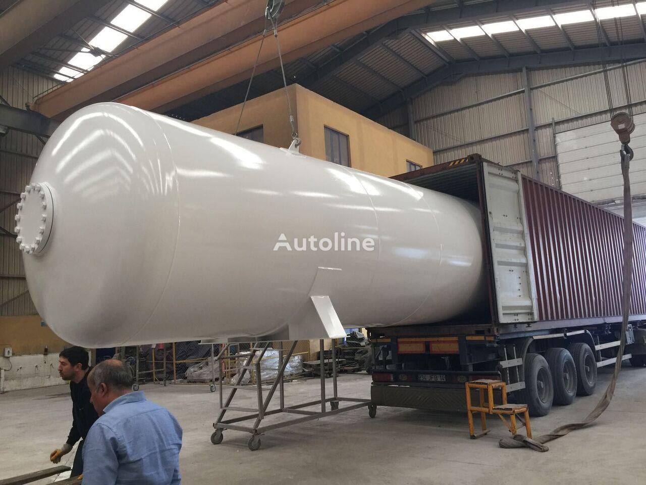 naujas dujų cisterna Micansan 2019 BIG DISCOUNT NEW PRODUCT 45 M3 FOR INSIDE 40