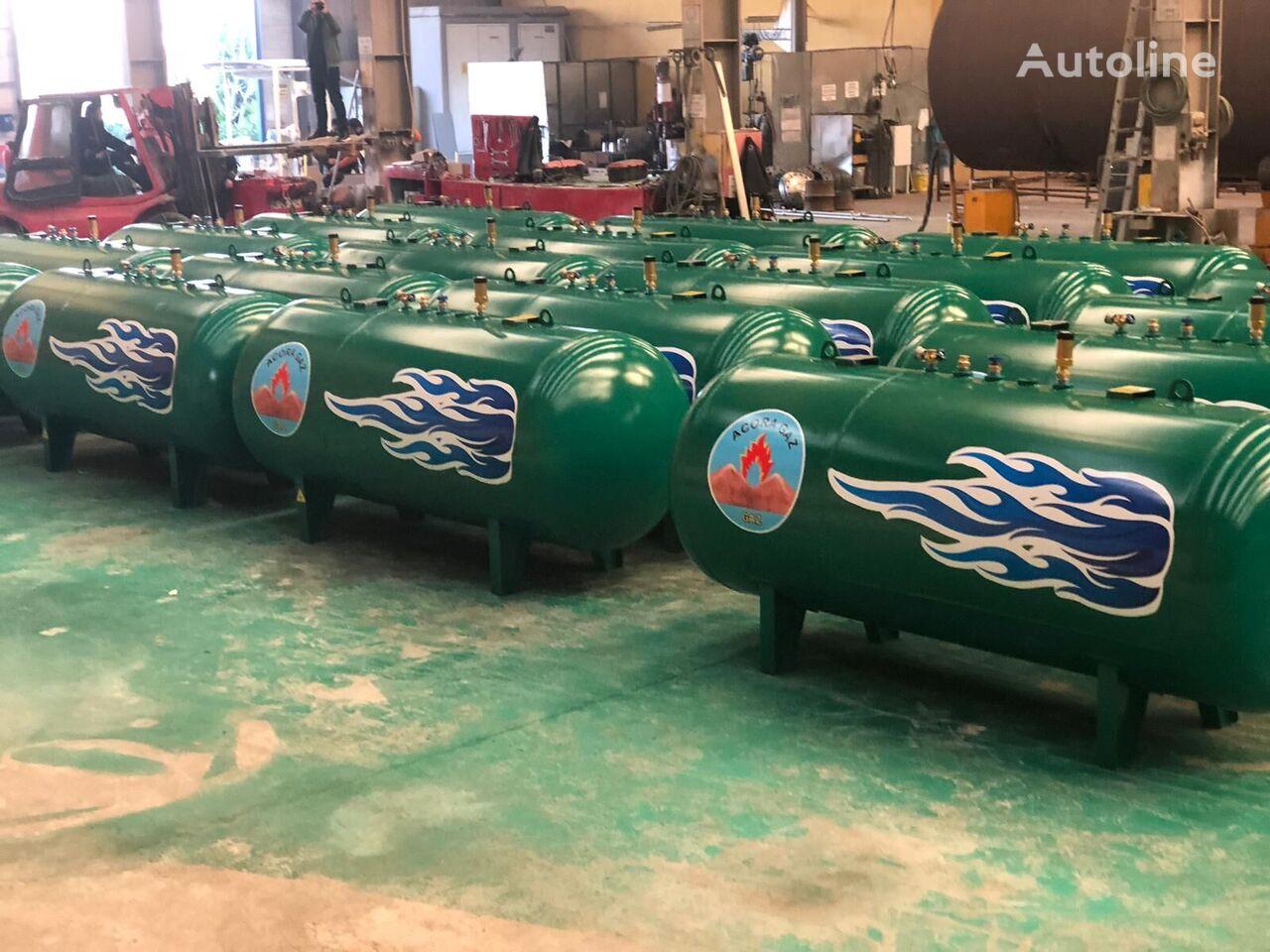 naujas dujų cisterna Micansan 2019 NEW 3 TO 5M3 DOMESTIC TANK