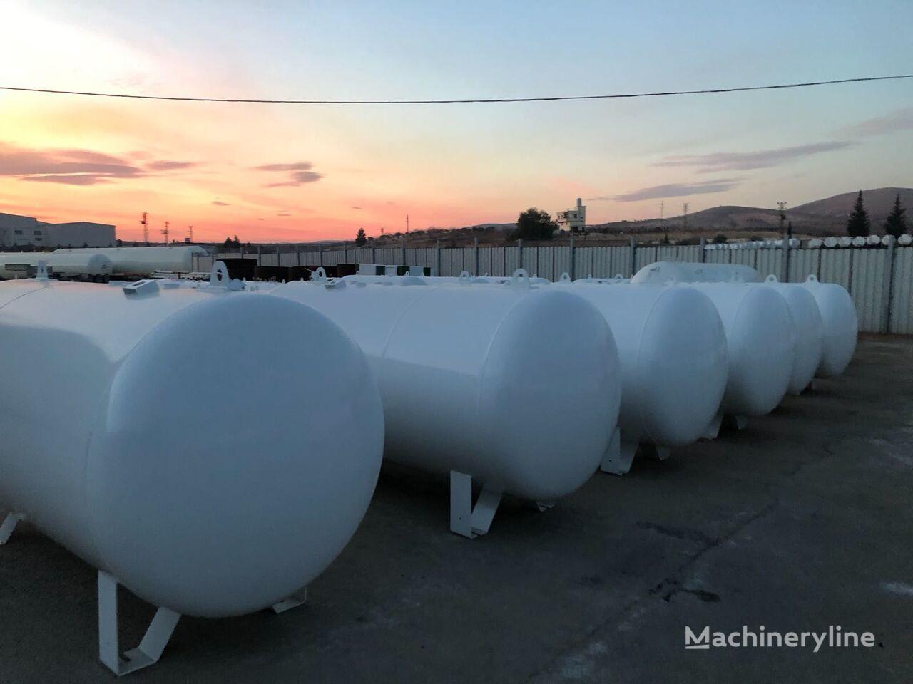 naujas dujų cisterna Micansan 2020 MODEL 10 M3 LPG STORAGES FULL ACCESORIES