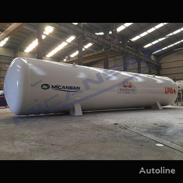 naujas dujų cisterna Micansan BIG DISCOUNT 2019 50 M3 LPG STORAGE CIF LAGOS/COTONEAU