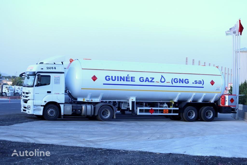 naujas dujų cisterna YILTEKS LPG SEMI-TRAILER