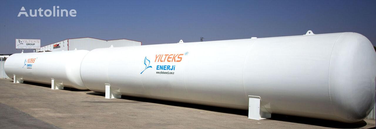naujas dujų cisterna YILTEKS LPG STORAGE TANKS