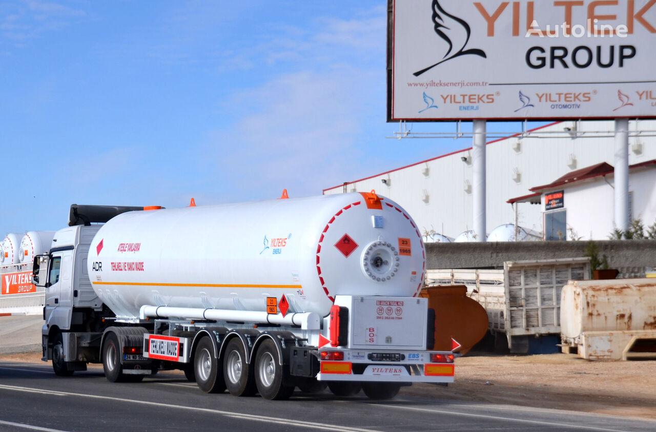 naujas dujų cisterna YILTEKS LPG TRAİLER - ADR