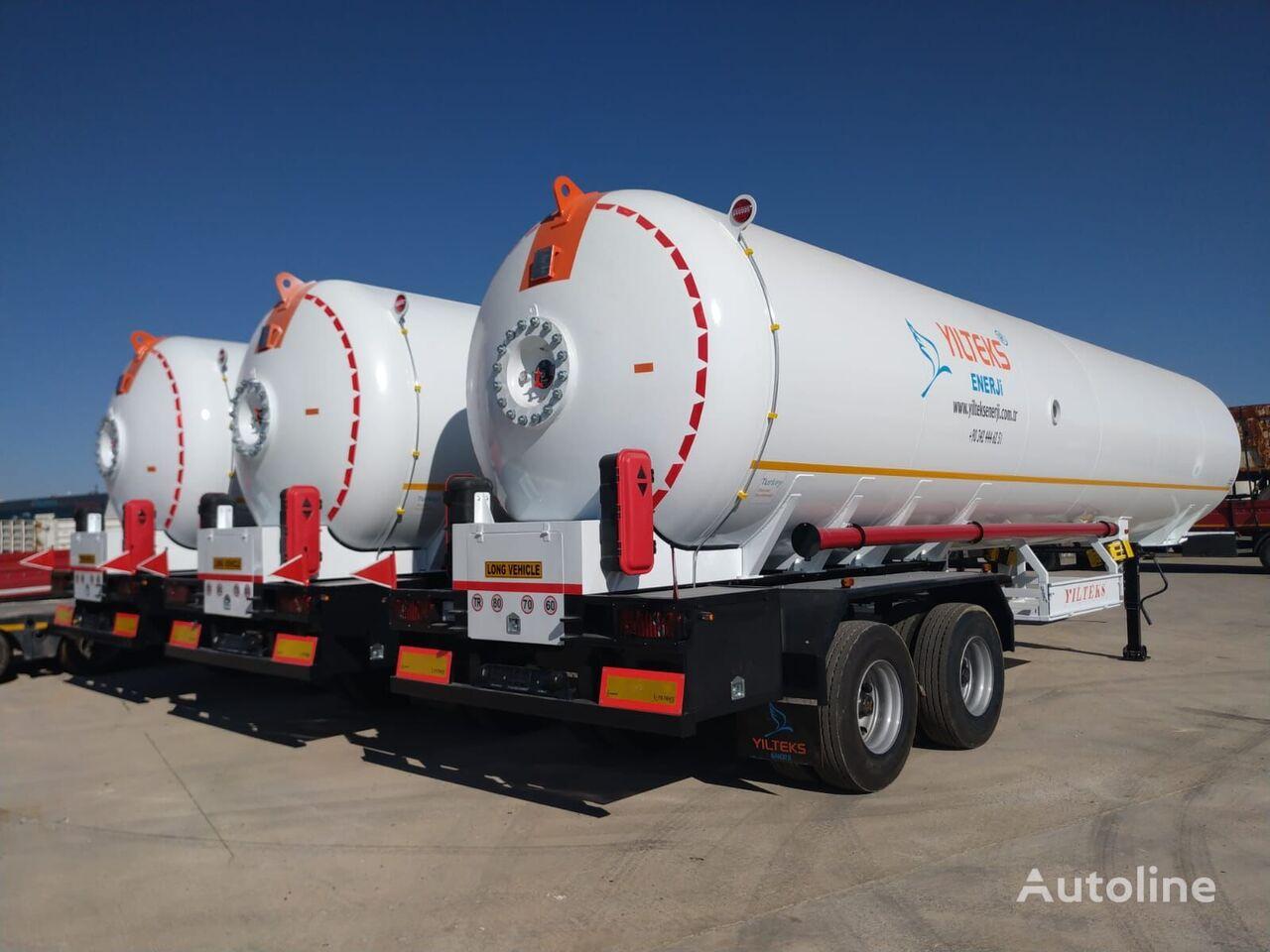 naujas dujų cisterna YILTEKS Trailer LPG