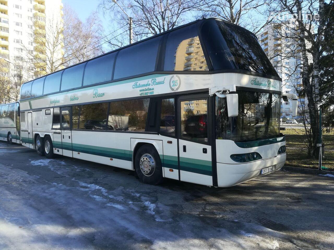 dviaukštis autobusas NEOPLAN