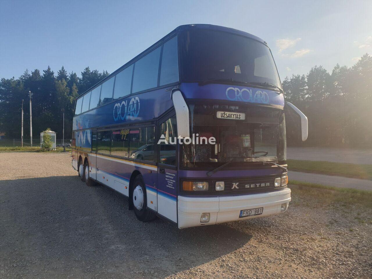 dviaukštis autobusas SETRA 228