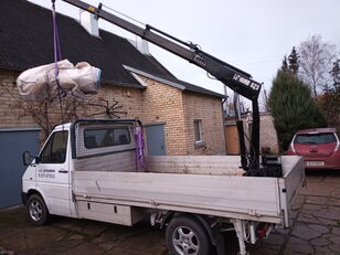 bortinis sunkvežimis < 3.5t VOLKSWAGEN LT 35