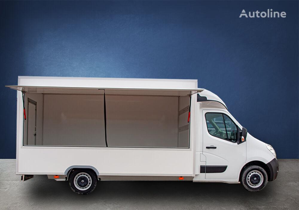 naujas prekybinis sunkvežimis < 3.5t OPEL Movano Imbiss, Verkaufmobil, Food Truck