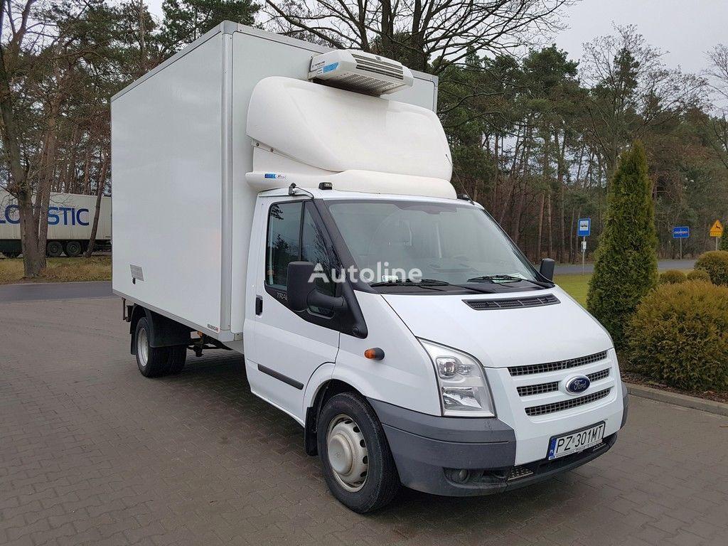 sunkvežimis šaldytuvas < 3.5t FORD Transit Igloocar -18 st.