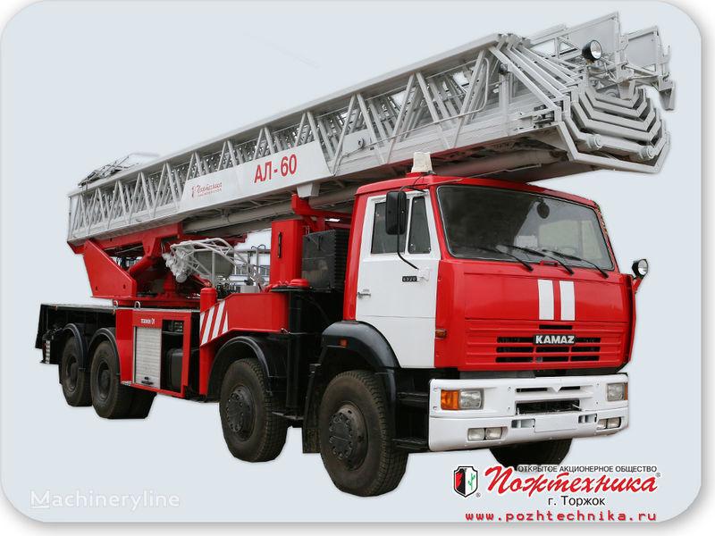 KAMAZ AL-60 gaisrinės autokopėčios
