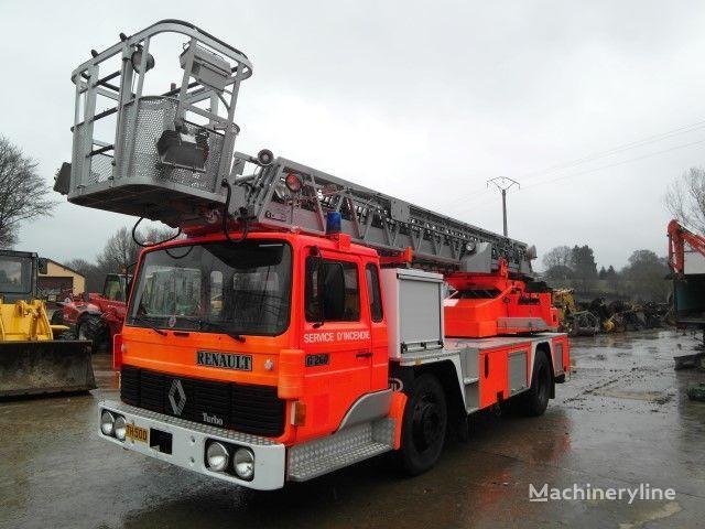 gaisrinės autokopėčios RENAULT G 260
