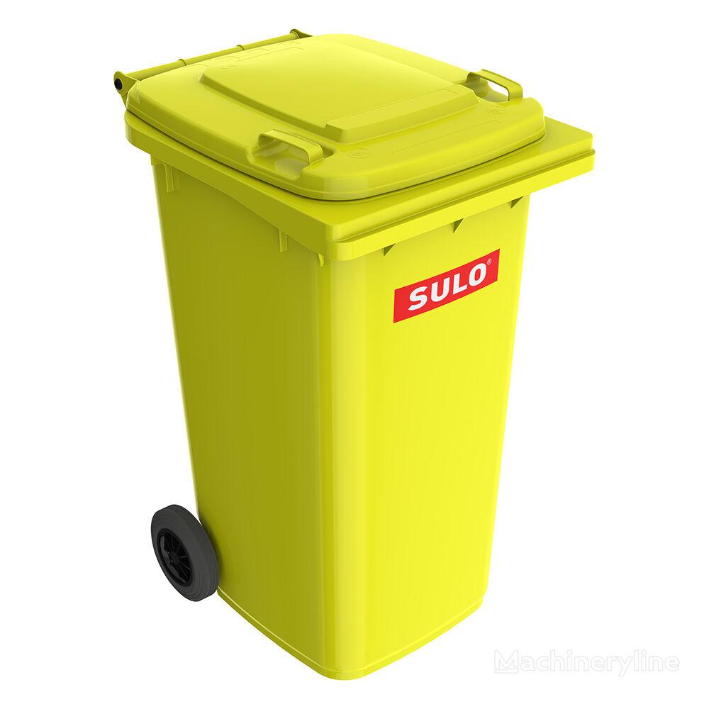naujas šiukšlių konteineris SULO EN-840-1/120 L