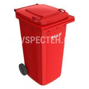 naujas šiukšlių konteineris SULO EN-840-1/240 l