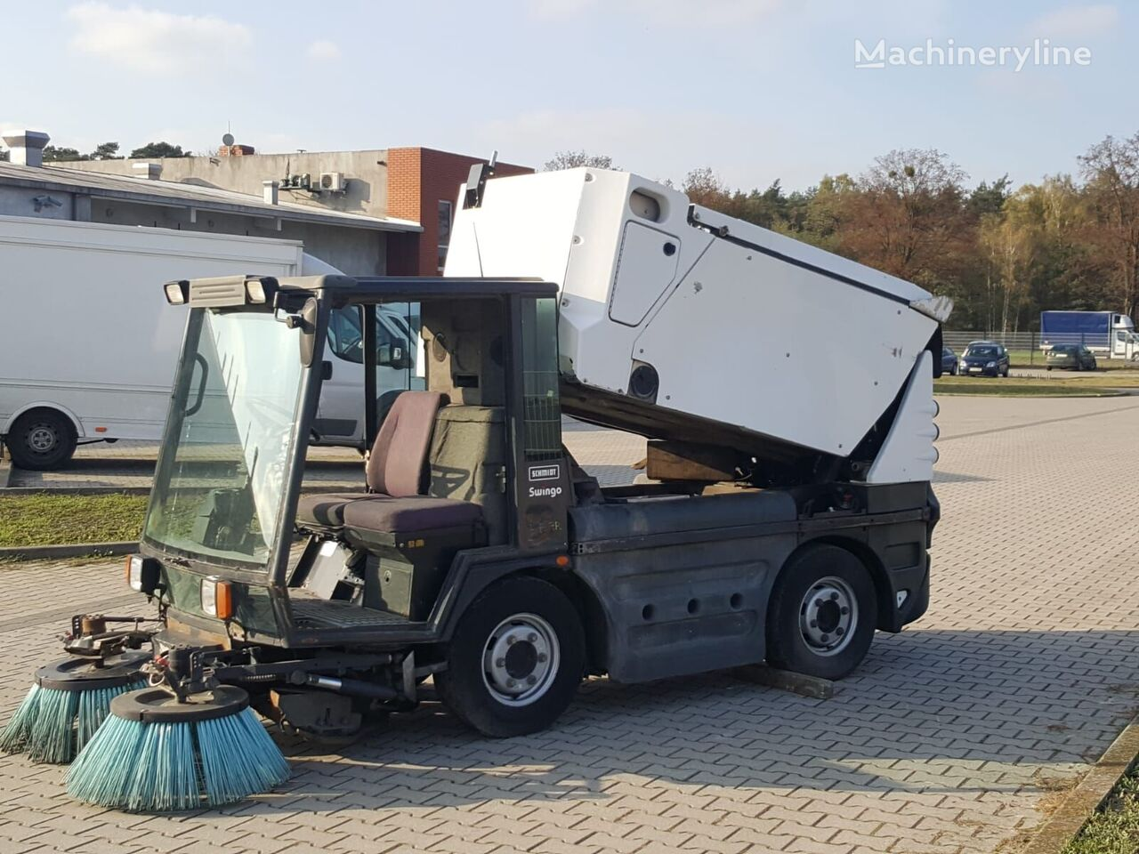 šlavimo mašina SCHMIDT Swingo - every part you need!