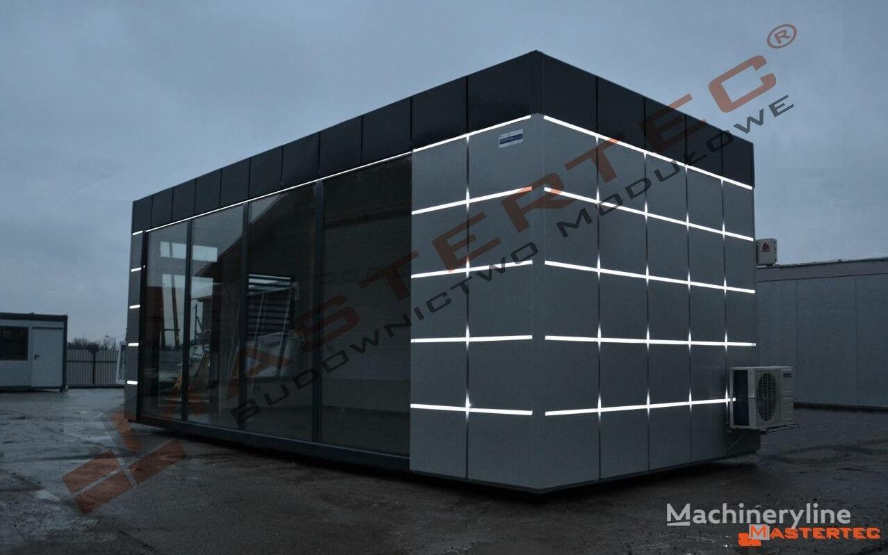 naujas biuro ir namų konteineris