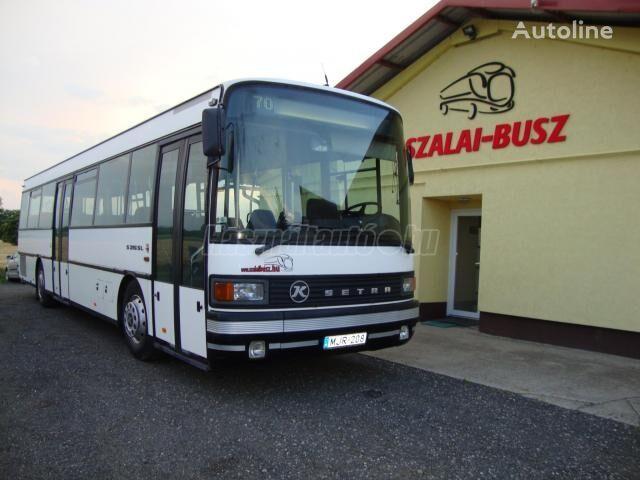 miesto autobusas SETRA S 215 SL 2Db
