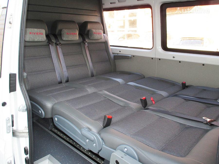 naujas keleivinis-krovininis mikroautobusas FORD Transit