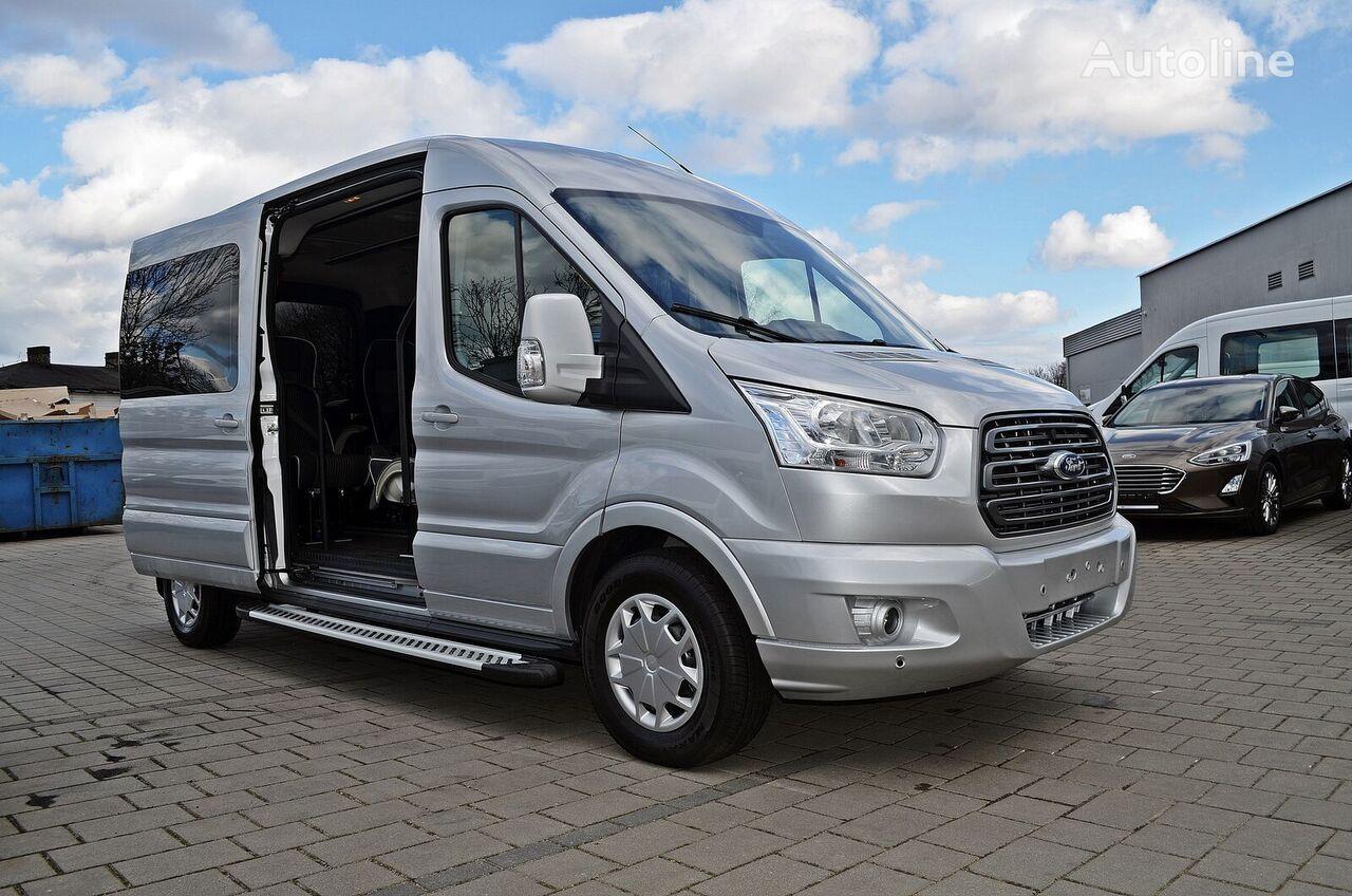 naujas keleivinis mikroautobusas FORD Transit 2.0 Automatic New Bus 9 seats!!