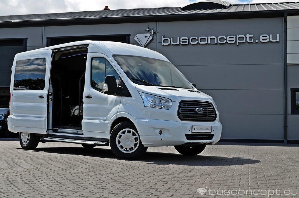 naujas keleivinis mikroautobusas FORD Transit 350 L3H2 Autm. Webasto VIP-Conversion