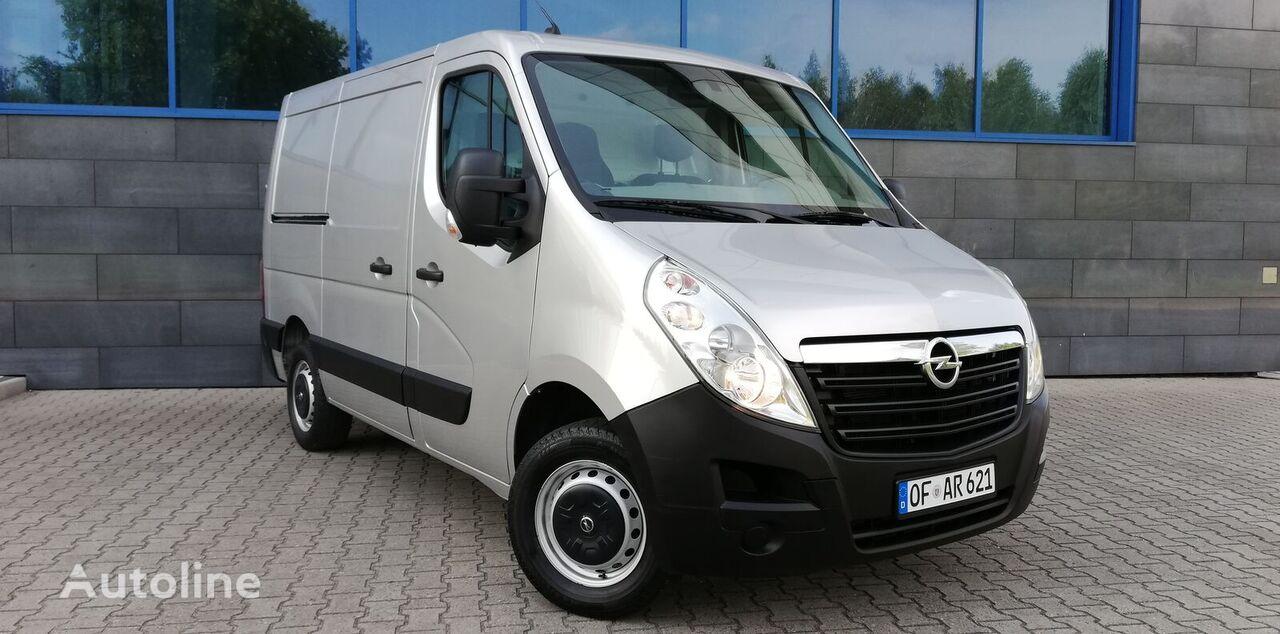 mikroautobusas furgonas OPEL Movano 2.3 125KM,AC,NAVI,ORYGINAŁ,SERWIS,