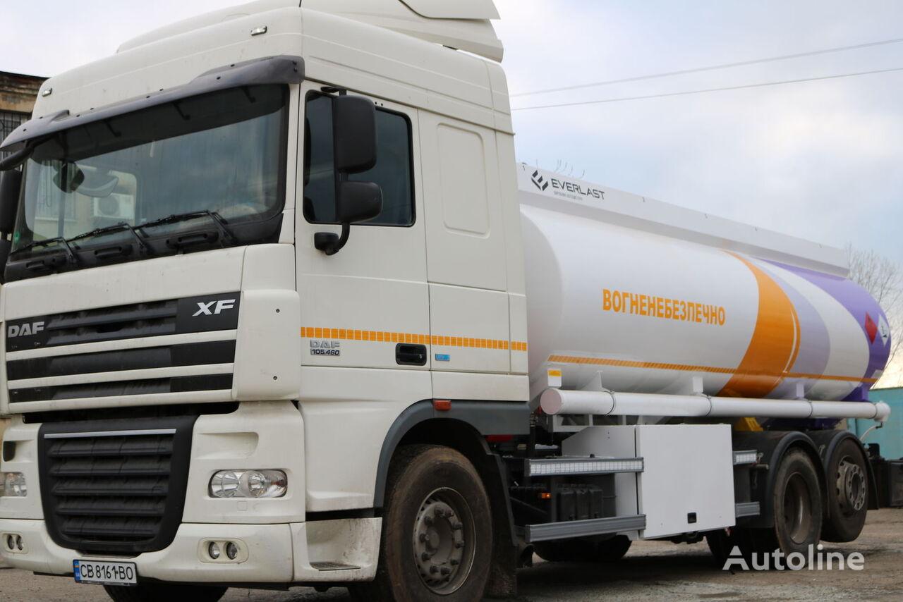 naftos produktų cisterna DAF