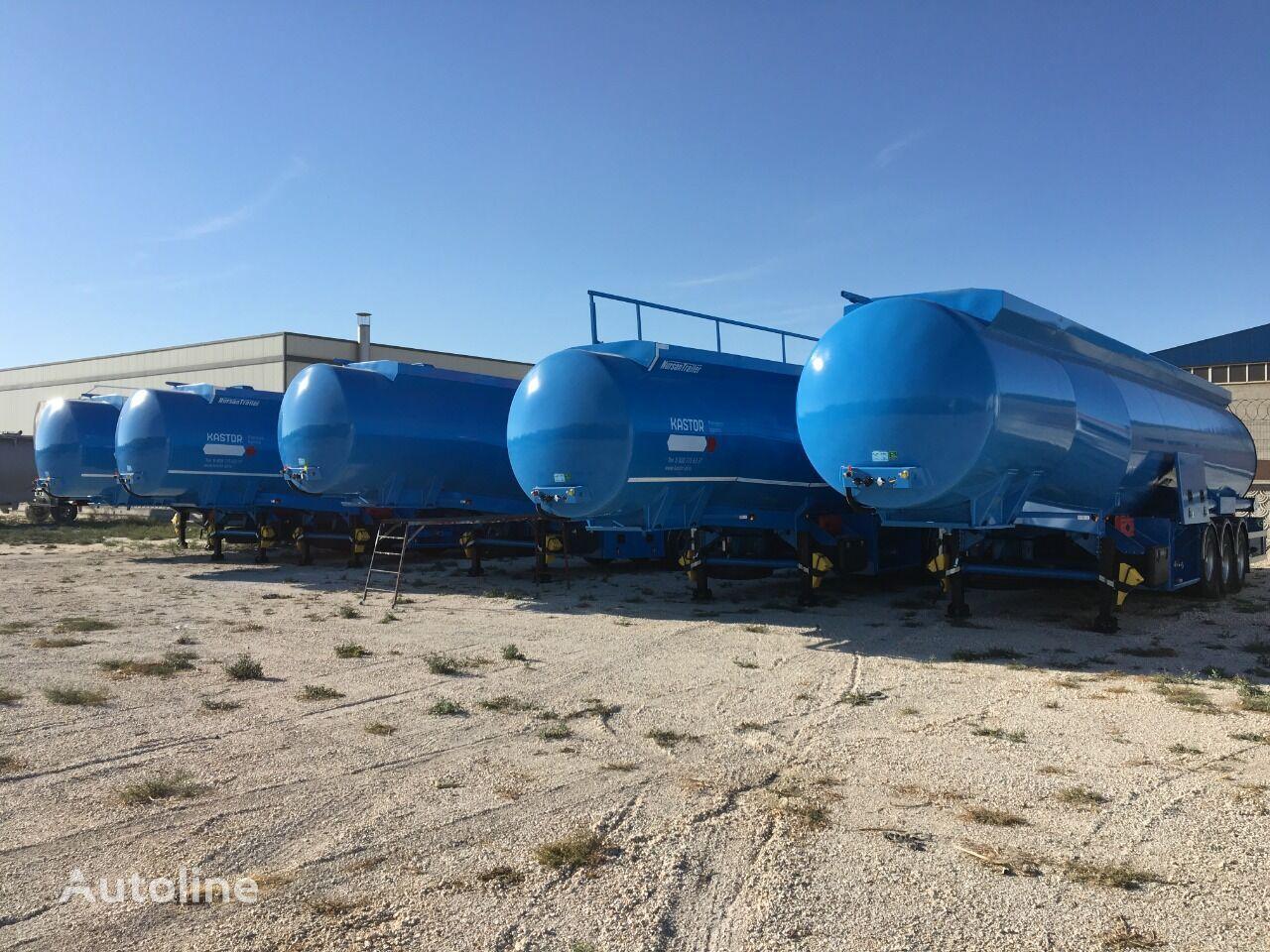 naujas naftos produktų cisterna NURSAN